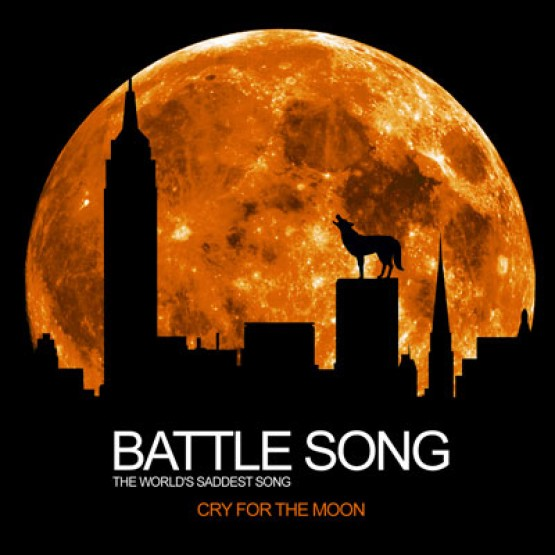 battlesongcryforthemoon saddest song